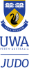 UWA Judo stock image
